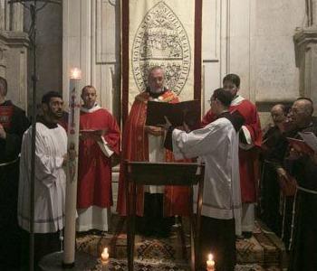 Il racconto della Pentecoste a Gerusalemme