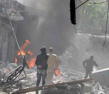 Siria: Così si vive nell'inferno di Aleppo