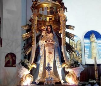 Artena, Madonna delle Grazie. XII Cammino di Fraternità delle Confraternite