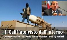 Il Califfato visto dall'interno. Domenico Quirico racconta la sua esperienza tra i jihadisti