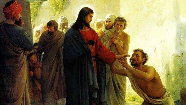 #Vangelo: Rabbunì, che io veda di nuovo!
