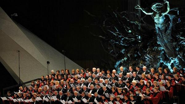Emozione tra i poveri per il concerto in Aula Paolo VI