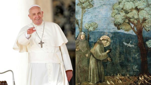 La nuova Enciclica di Papa Francesco? Potrebbe intitolarsi 'Laudato sii'