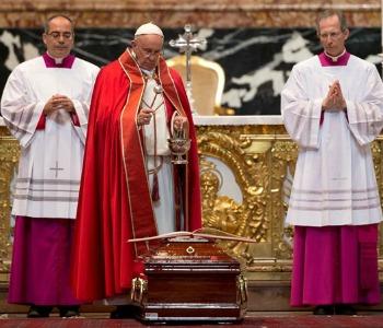 Celebrati in San Pietro i funerali del card. Giovanni Canestri