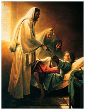 Preghiere per la guarigione, fisica e interiore