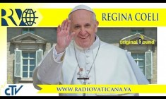 Regina Coeli con Papa Francesco Domenica 24 Maggio 2015 REPLAY TV