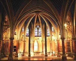 Sainte-Chapelle di Parigi
