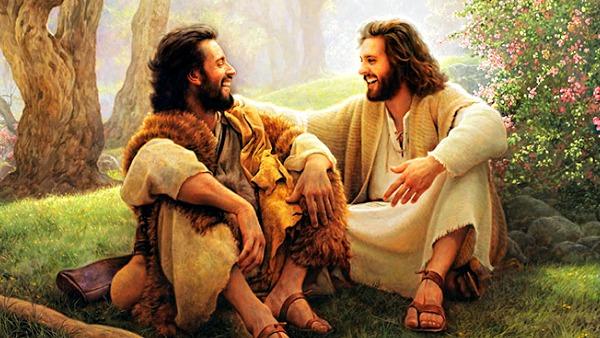 #Vangelo: La mia gioia sia in voi e la vostra gioia sia piena