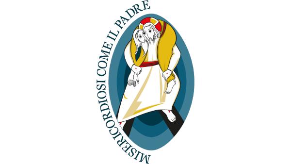 Il logo del Giubileo della Misericordia