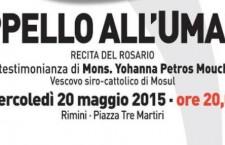 Rimini, la testimonianza di Mons. Petros Mouche sui cristiani perseguitati