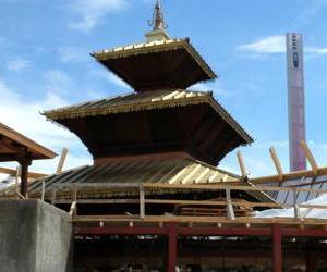 Padiglione Nepal, ecco l'Italia dell'Expo che risponde ai black bloc