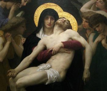 In cammino con Maria. Adesso e nell'ora della nostra morte. Amen (16 maggio)