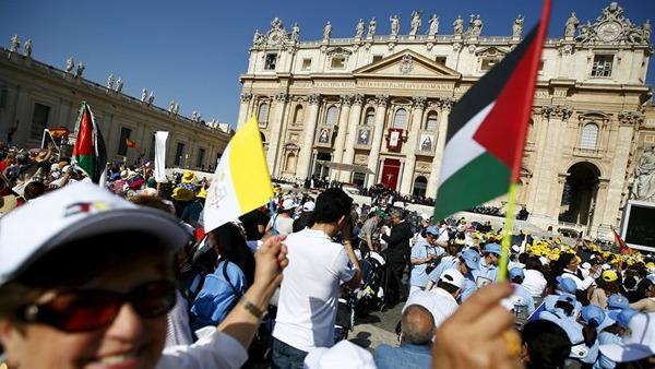 Papa Francesco proclama quattro nuove sante, testimoni dell'amore di Dio