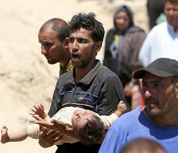 L'Isis alle porte di Baghdad, respinti i civili in fuga