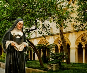 Santa Rita, la Santa degli impossibili, mi ha salvata dall'anoressia