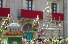 Siracusa, al via la festa del patrocinio di Santa Lucia