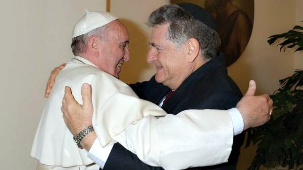 Israele. 120 rabbini incontrano cardinali e vescovi. Messaggio di Papa Francesco