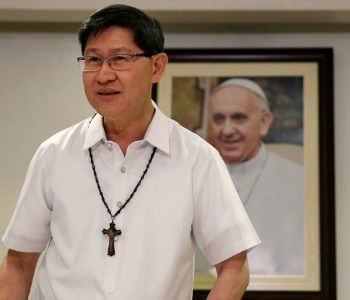 Caritas Internazionale, il card. Tagle nuovo presidente