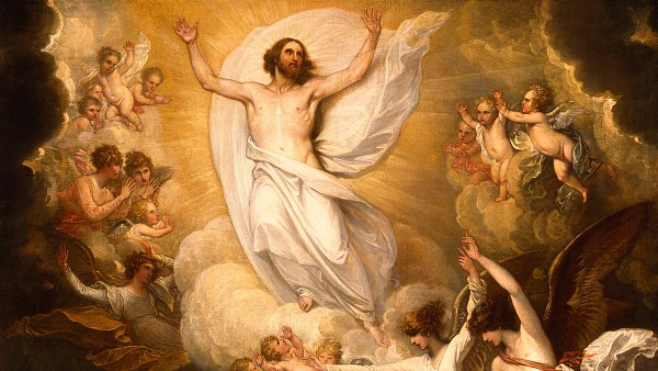 #Vangelo: Il Signore fu elevato in cielo e sedette alla destra di Dio.