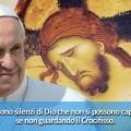 Ci sono silenzi di Dio che non si possono capire se non guardando il Crocifisso.