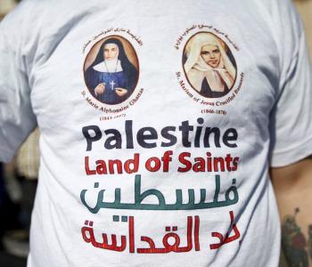 La Messa di ringraziamento (la prima in arabo a Santa Maria Maggiore) per le due sante palestinesi
