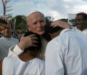 10 grandi citazioni dalla Teologia del Corpo di Giovanni Paolo II