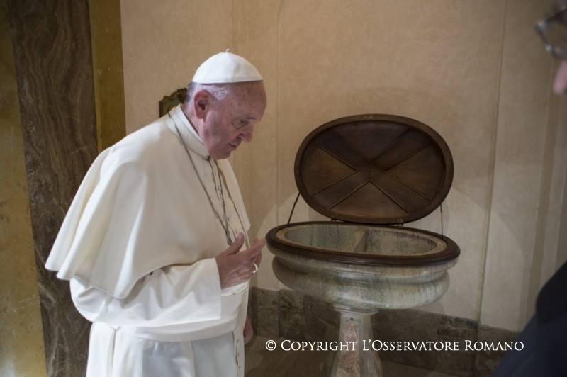 L'altro viaggio di Papa Francesco