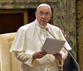 Papa Francesco: ebrei e cristiani sono amici e fratelli