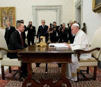 Quelle convergenze tra il Papa e Putin