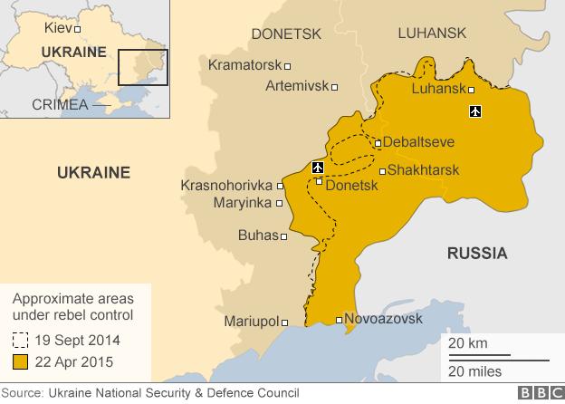 Ucraina, rotta la tregua. Morti e accuse