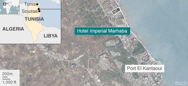 Strage di turisti in Tunisia: 27 morti