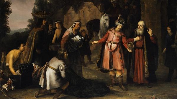 I Santi di oggi – 14 giugno Sant' Eliseo Profeta