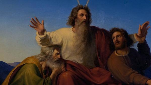 I Santi di oggi – 1 luglio Sant'Aronne, fratello di Mosè