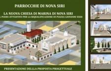 Nova Siri, beni trasferiti dal demanio al comune per nuova chiesa