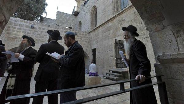 Gerusalemme, tensioni attorno al Cenacolo