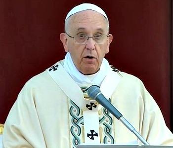 Papa Francesco: per non svilirci, guardiamo a Gesù, per essere preservati dal rischio della corruzione
