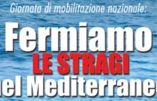 Palermo,  fiaccolata e per immigrati e naufraghi