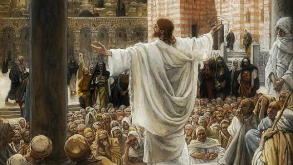 #Vangelo: Come mai dicono che il Cristo è figlio di Davide?