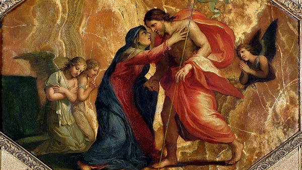 #Vangelo: Dov'è il tuo tesoro, là sarà anche il tuo cuore.