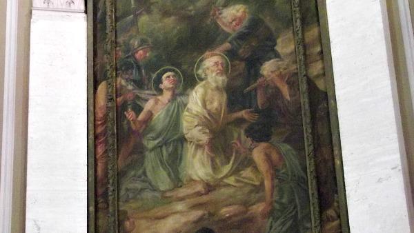 Santi Marcellino e Pietro Martiri (2 giugno)