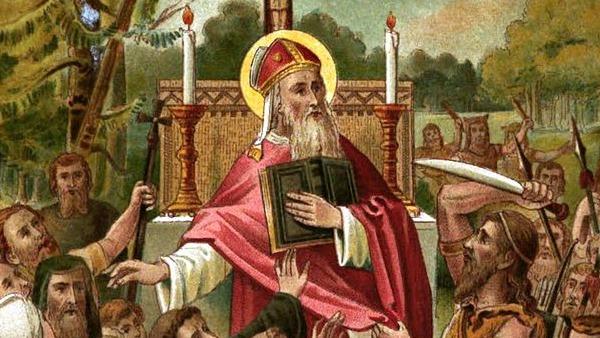 I Santi di oggi – 5 giugno San Bonifacio Vescovo e martire