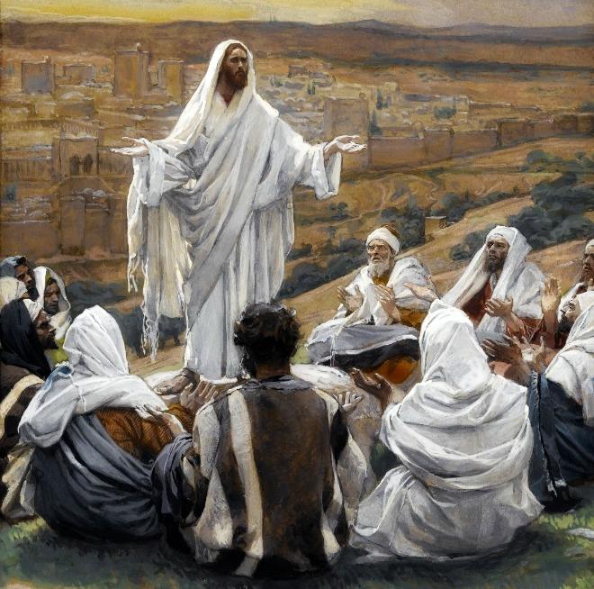 #Vangelo: Voi dunque pregate così: Padre nostro che sei nei cieli...