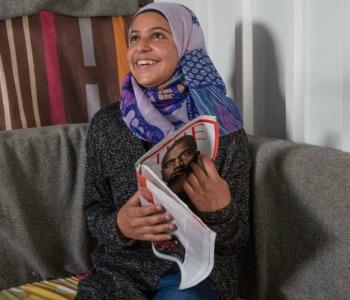 Muzoon, la Malala siriana che lotta per le bambine
