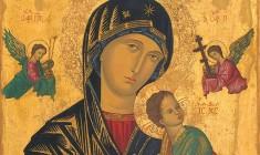 Ogni giorno una lode a Maria – 25 novembre  Madonna del perpetuo soccorso