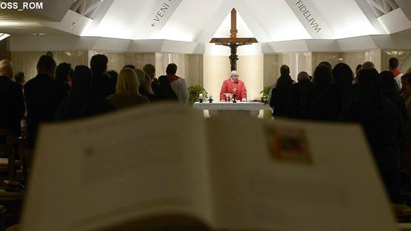 Papa Francesco: è dallo scarto che Dio tira fuori la salvezza