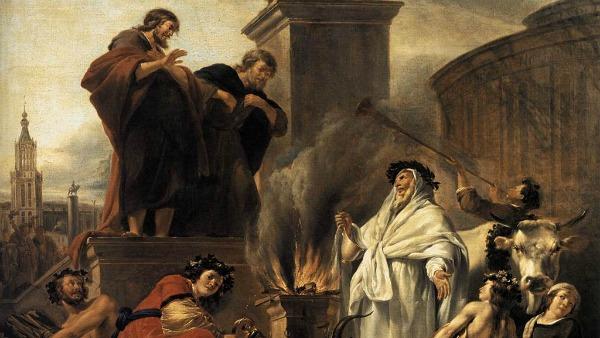 I Santi di oggi – 11 giugno San Barnaba Apostolo