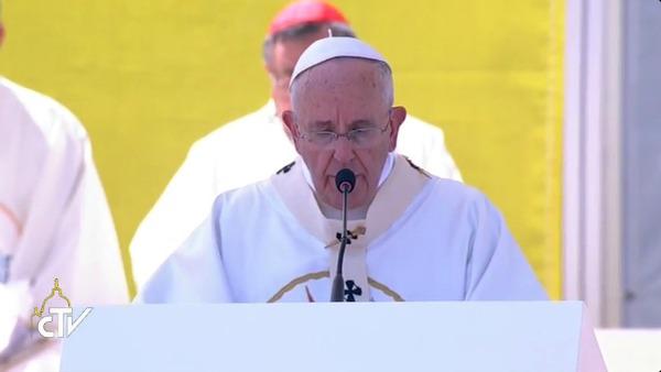 Papa francesco ci ricorda perch davvero importante la - Come fare impazzire il proprio uomo a letto ...
