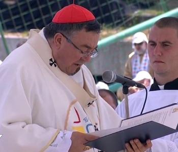 Sarajevo. Il cardinale Puljić: Santo Padre, ci porti nel Suo cuore di pastore