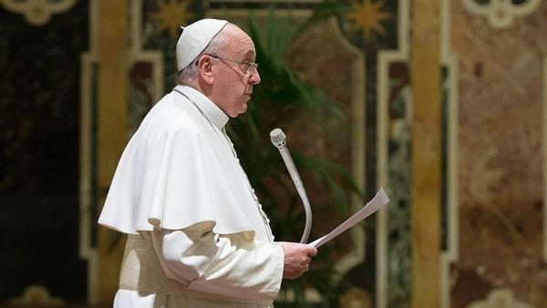 Papa Francesco al Csm: giustizia fatta di valori, reprimere ma anche educare
