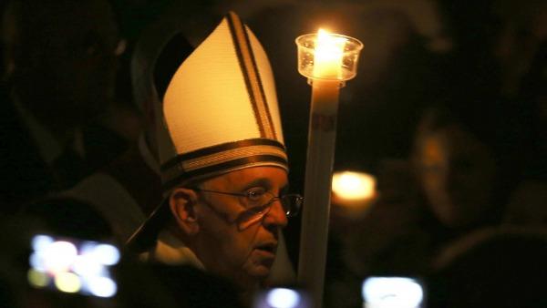 Il Papa: Pasqua in comune L'attesa degli ortodossi